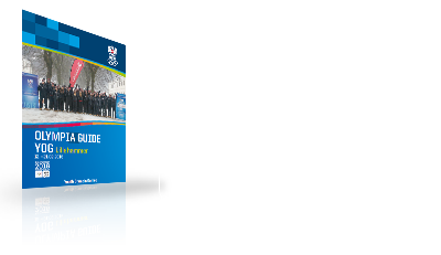 Olympia Guide Lillehammer downloaden (PDF)