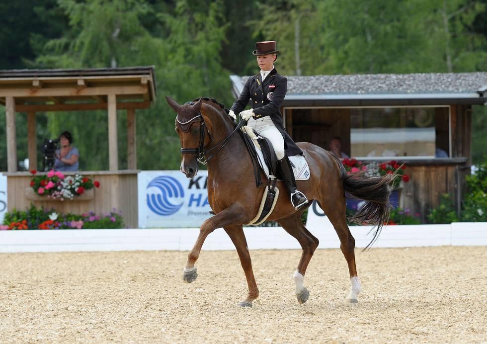 Pferdesport: Auftaktsieg fr Max-Theurer bei Fritzens-Turnier
